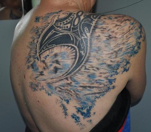 tatouage animaux mythologique