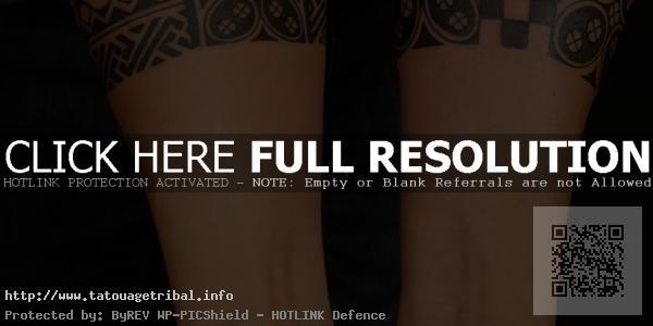 tatouage bracelet homme bras