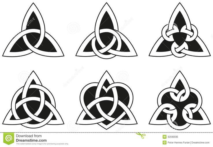 Tatouage celtique famille