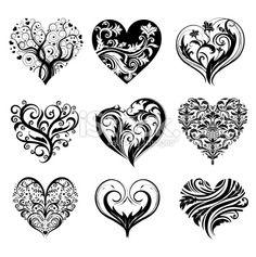 tatouage gothique romantique