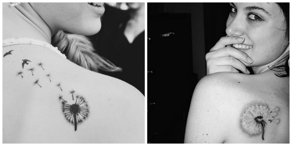tatouage hirondelle discret