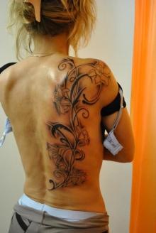 Tatouage japonais montpellier