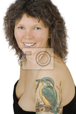 tatouage oiseau des iles